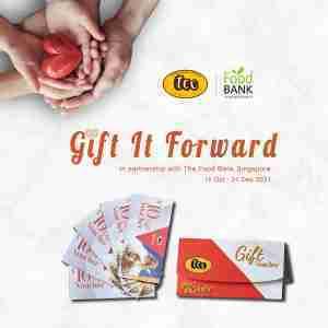 Gift It Forward - Gift Voucher